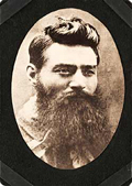 Ned Kelly t day before his execution