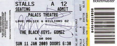 signed-black-keys-concert-ticket