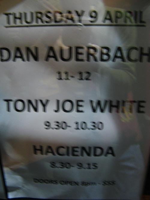 dan-auerbach-corner-hotel-playing-times